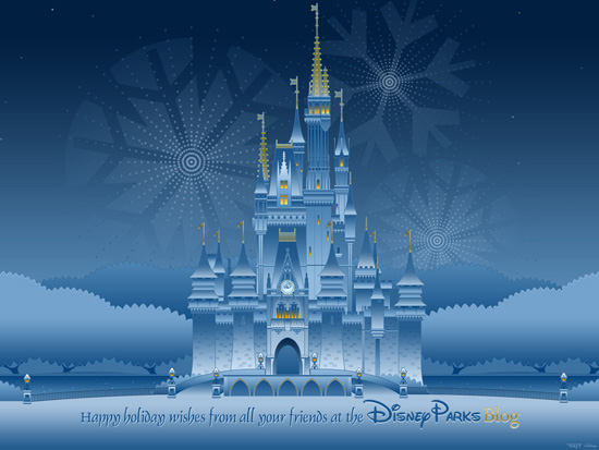 Fall Wallpaper 4d Download Our Disney Parks Happy Holidays Wallpaper