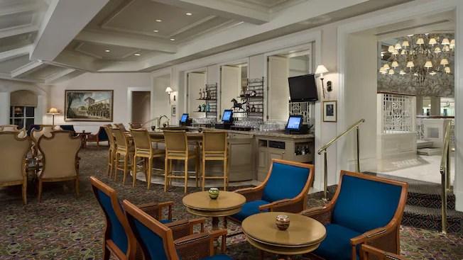 Mizner39s Lounge Walt Disney World Resort