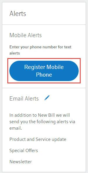 Manage your Comcast Business alerts online Comcast Business