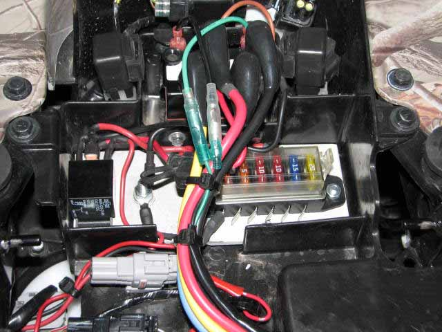 Brute Force 650 Wiring Diagram Schematic Diagram Electronic