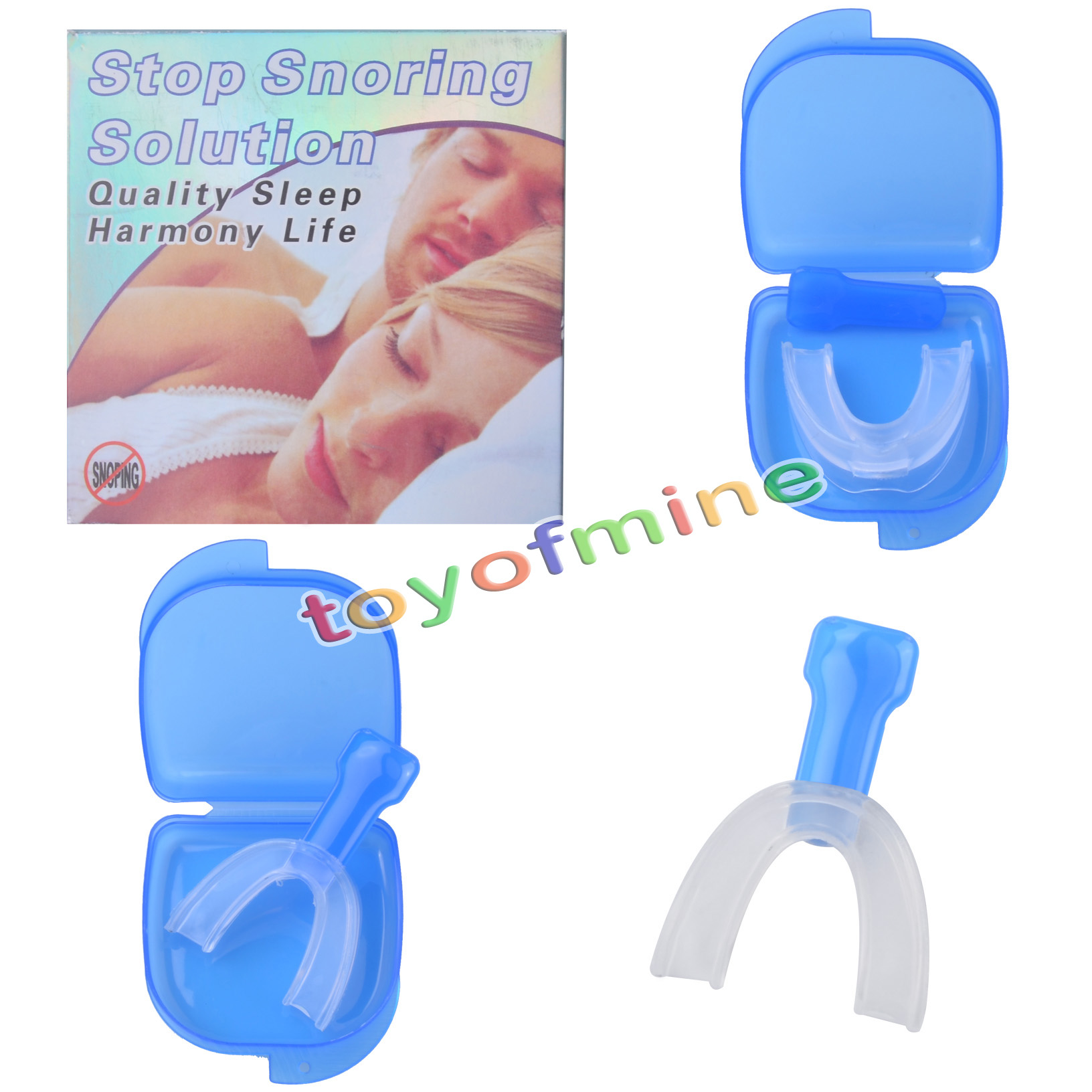 Sleep Aid Stop Snoring Anti Snore Device Stop Snoring Sleep Aid Mouth Guard
