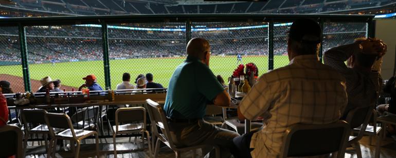 Lexus Field Club Houston Astros
