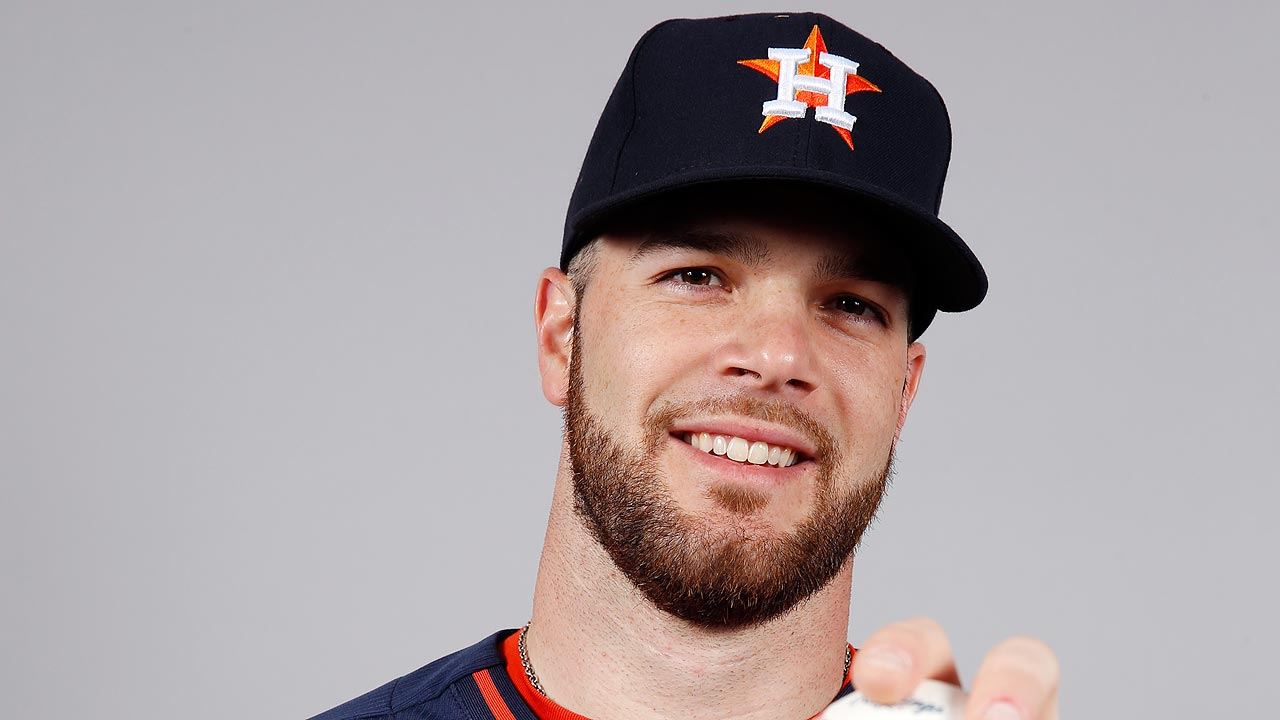 Keuchel Always Finds Time To Check In With Mom Mlb Com