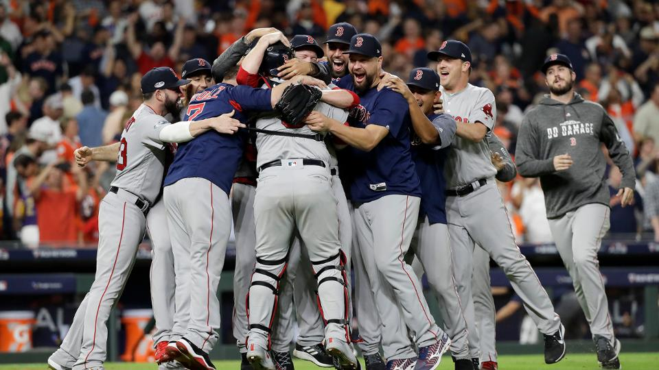 Price pitches Red Sox into World Series Boston Red Sox