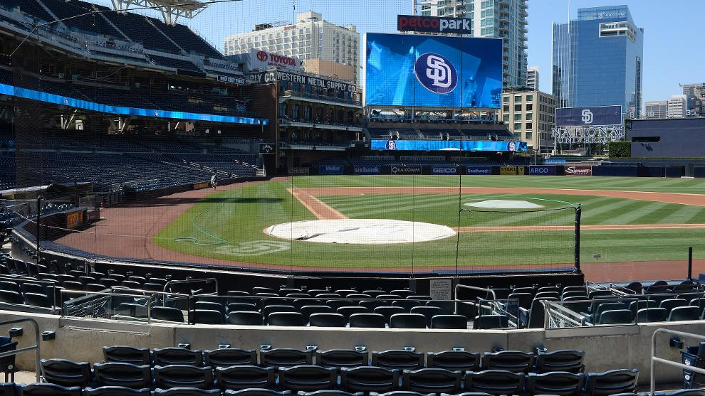 Padres Business Membership Preferred Seating Locations San Diego