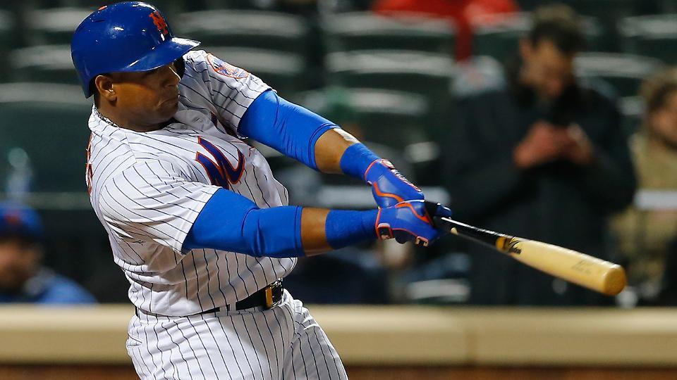 Yoenis Cespedes hits tying pinch-hit home run MLB - fresh baseball training blueprint