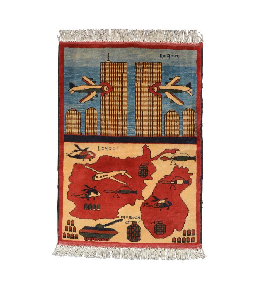 Afghan Teppich Afghan War Rugs Come To Berlin Hali