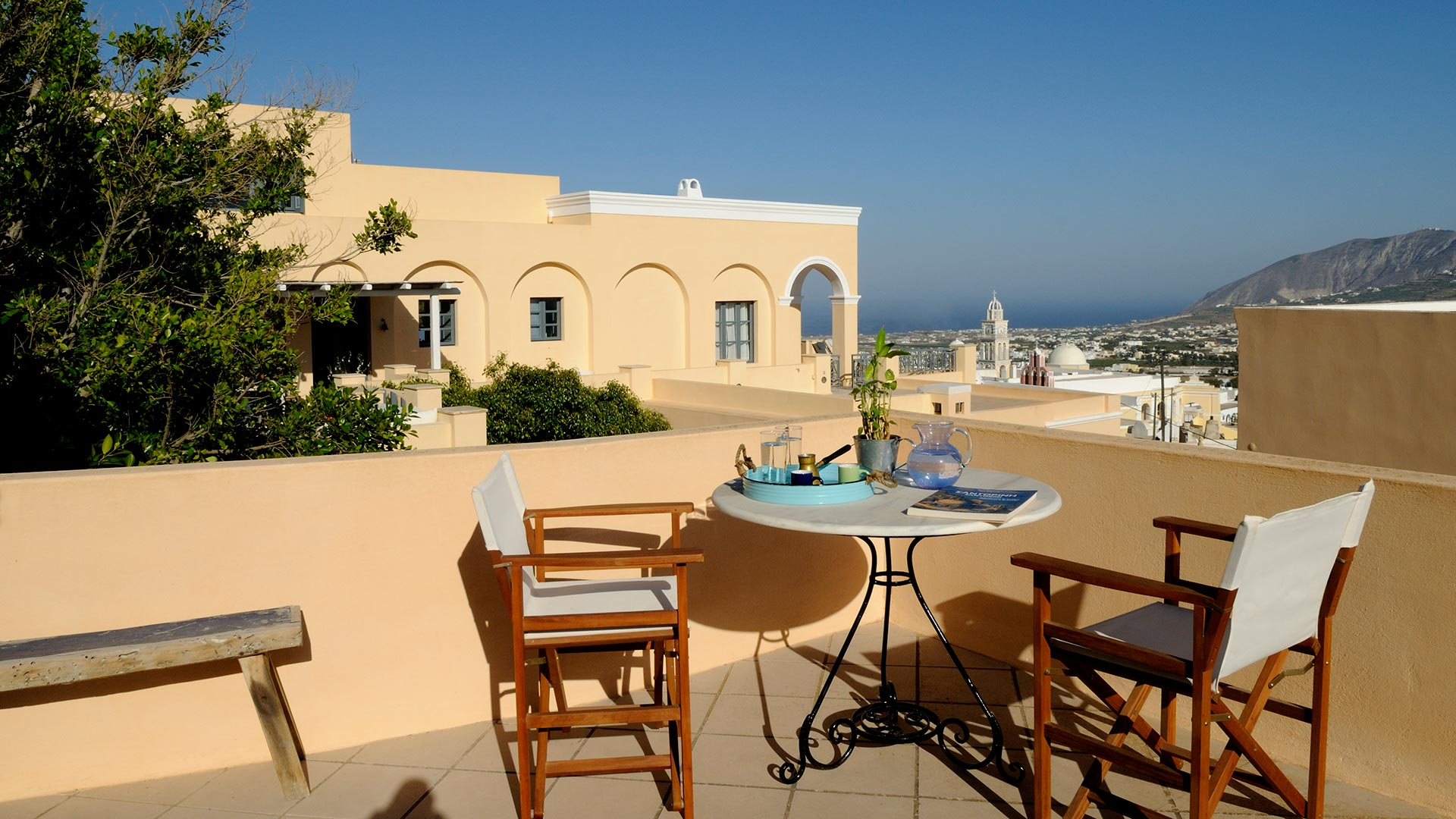 Whirlpool Outdoor Otto Santorini Perfect Villas Apartments Houses Reside Nces Oia