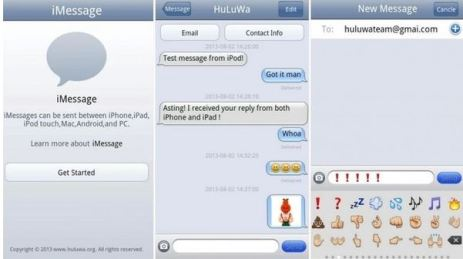 Beware Apple iMessage app for Android, it is a dangerous ...