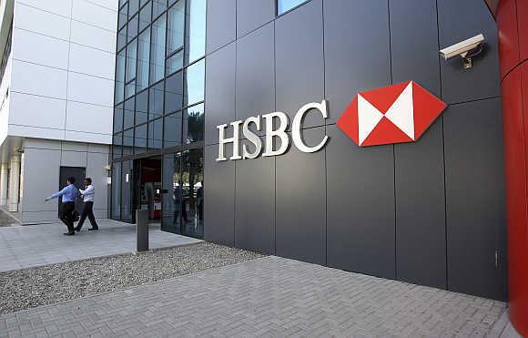 HSBC ddos attack