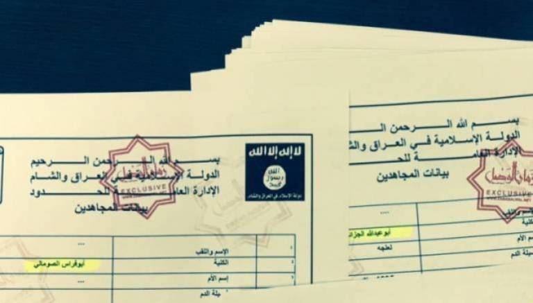 ISIS documents