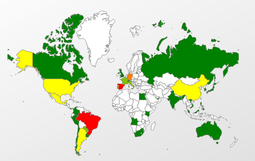 cross-platform malware Brazil infections