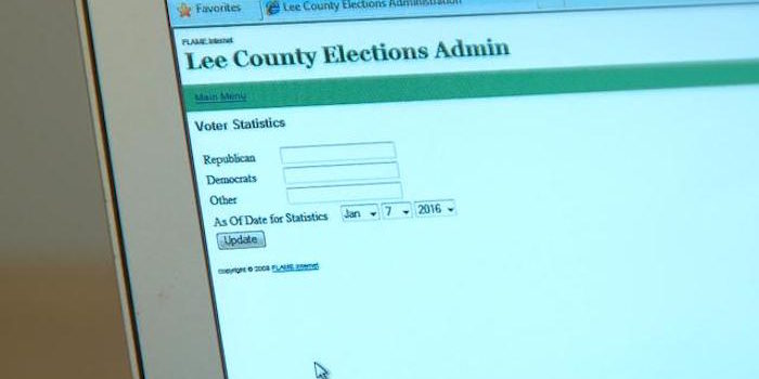 elections websites hack Florida