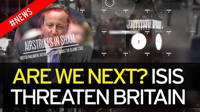 ISIS against UK