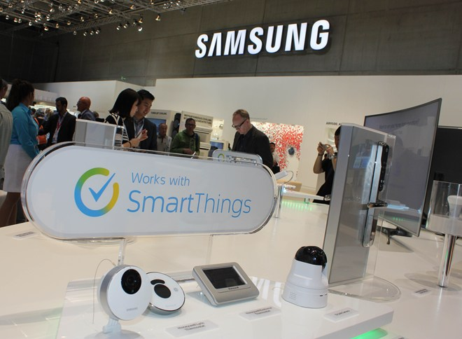 Samsung Smart Home automation system