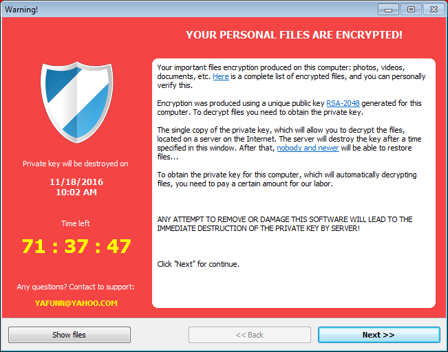cryptoluck-ransomware