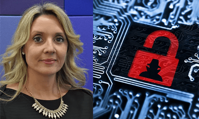 Talking cybercrime and data security with IBM's Carmina Lees