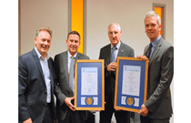 Boston Networks earns two certificates