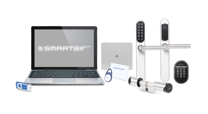 SMARTair™ Pro: real-time access control is now by your side