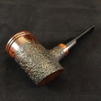 Chewing Gum Lake Rusticated Poker Pipe