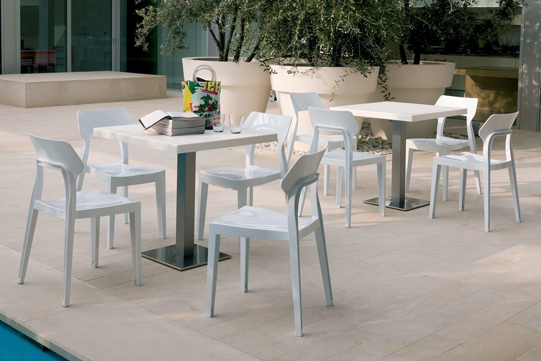 Aria Pour Bars Et Restaurants Chaise Design De Bar Ou