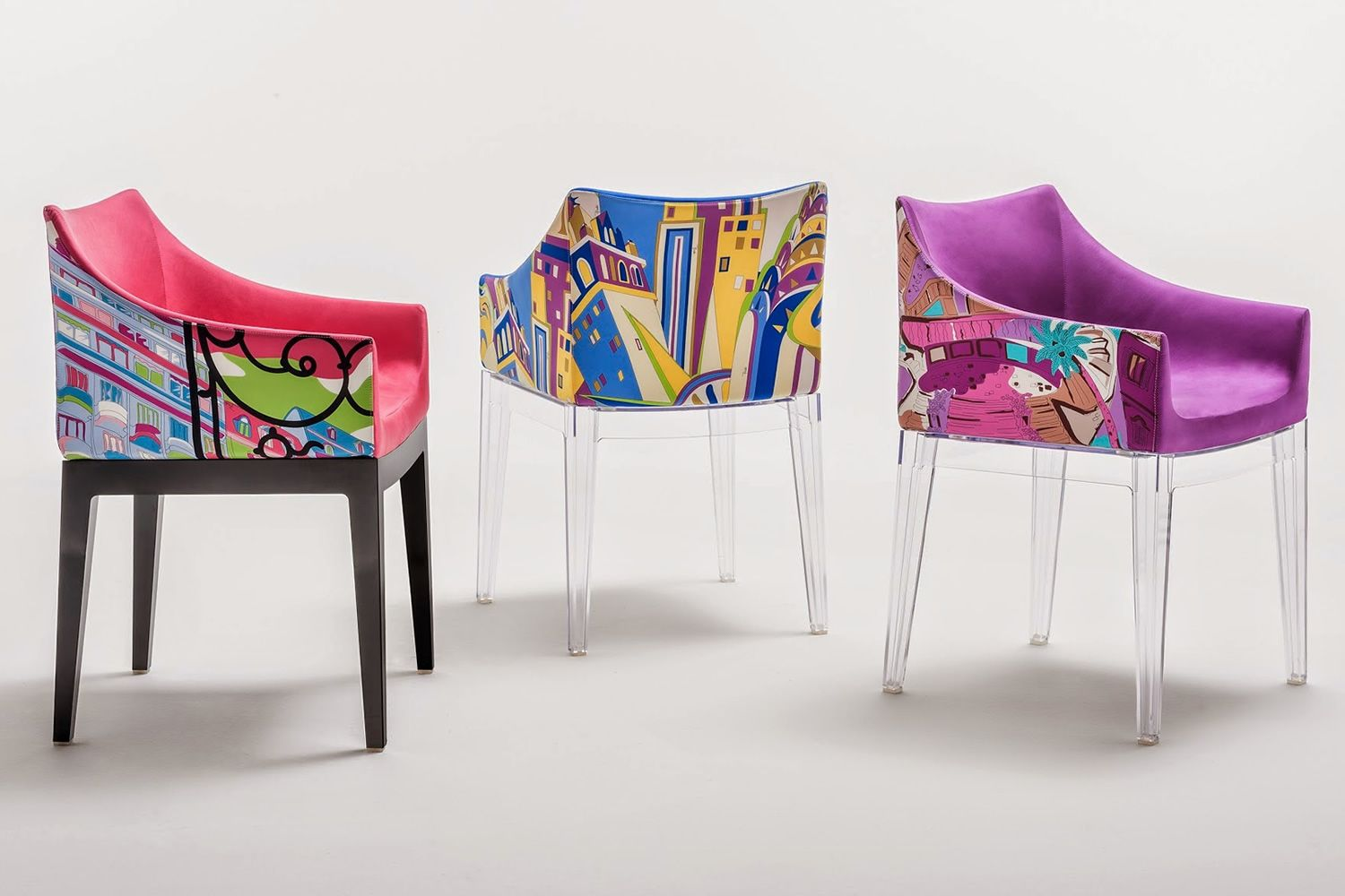 Divani Kartell Outlet Madame Pucci Edition - Poltroncina Kartell Di Design