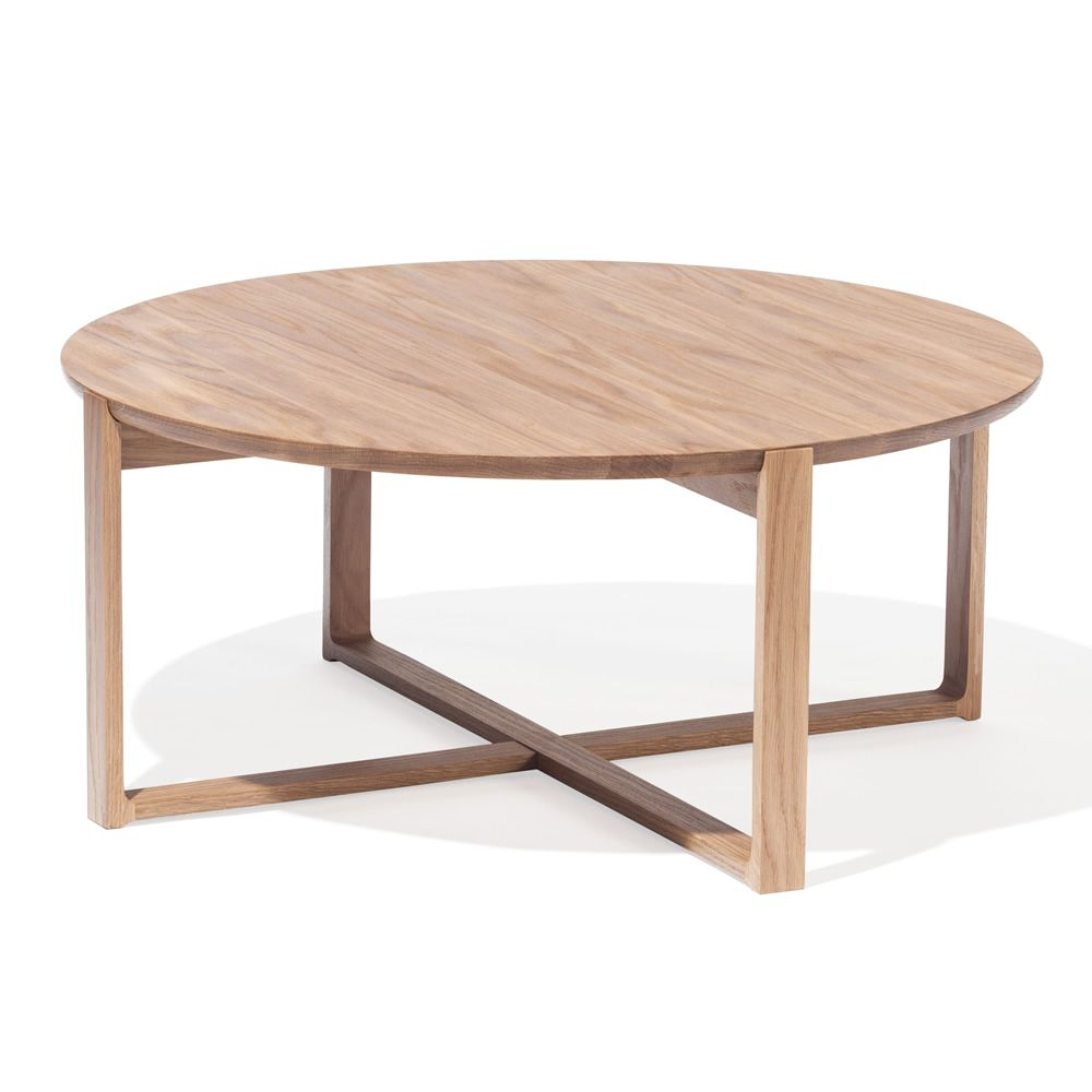 Table Ronde 80 Cm Delta Coffee 724
