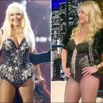 Christina Aguilera's brazen bodysuit