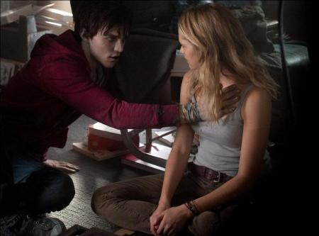 Warm Bodies or Zombie Filled with Love