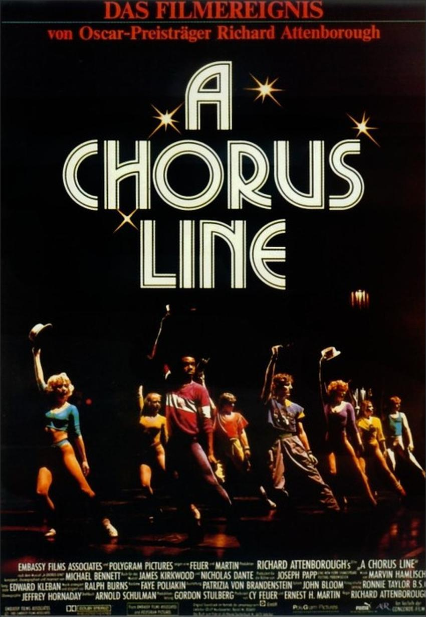 Faye Decoration A Chorus Line (1985) – 80's Movie Guide