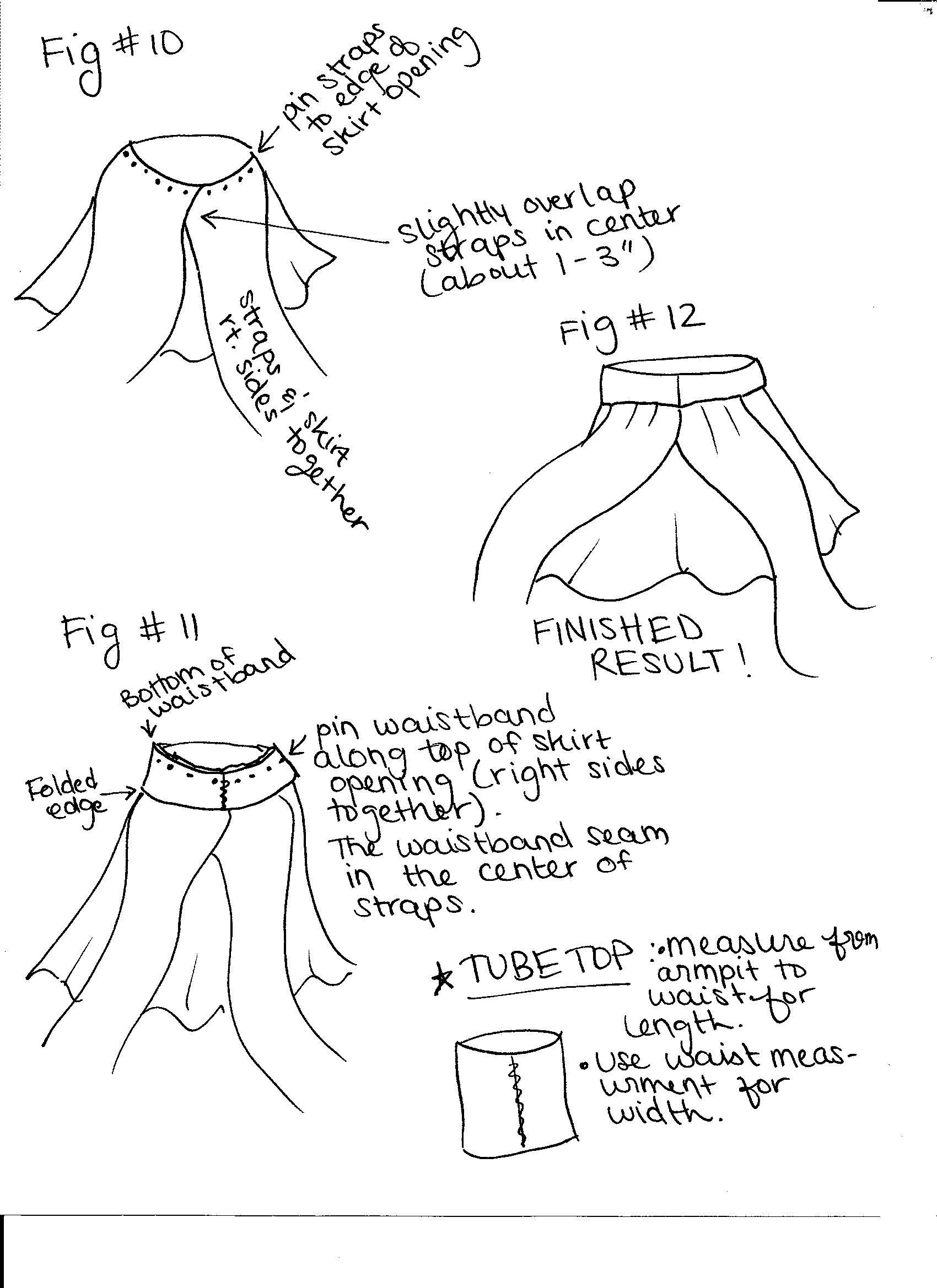 Diy Infinity Wrap Dress Tutorial