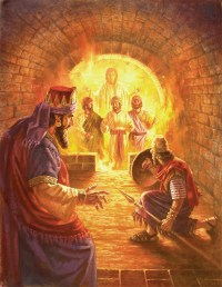 Old Testament 4, Lesson 10: The Three Men in the Fiery ...