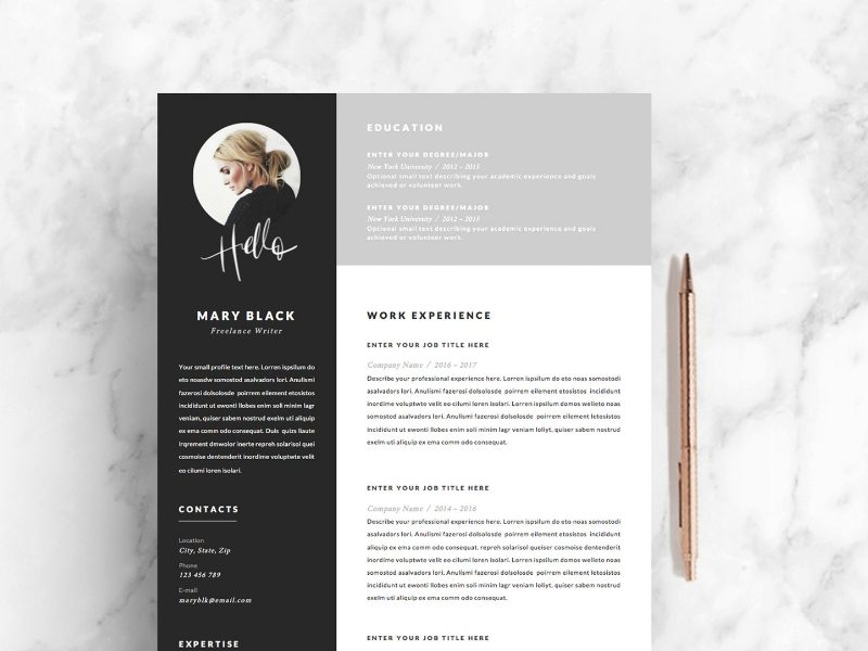 Do\u0027s and Don\u0027ts of Putting Your Blog on Your Resume See Girl Work