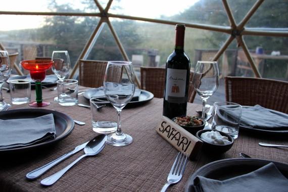 luxury design patagonia