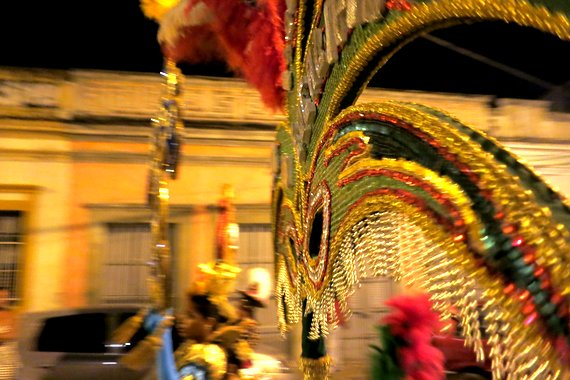 carnaval bloco leader