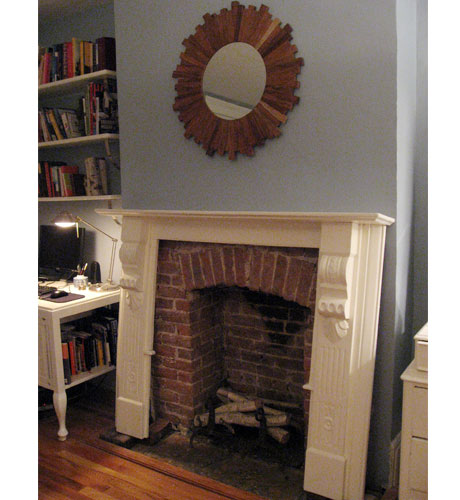 Antique Vintage Bedroom Fireplace: The 2010 Decorating To-Do List