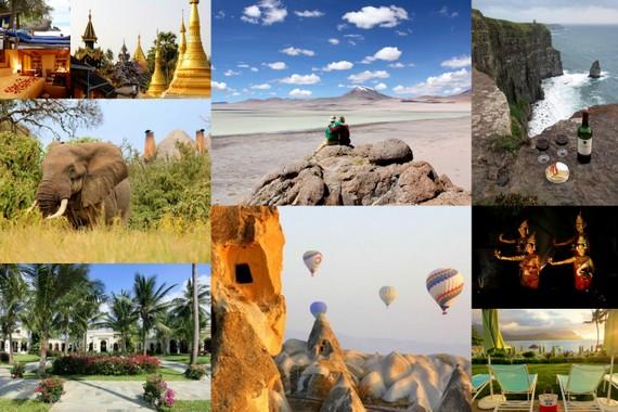 Around the World Travel and Design blog