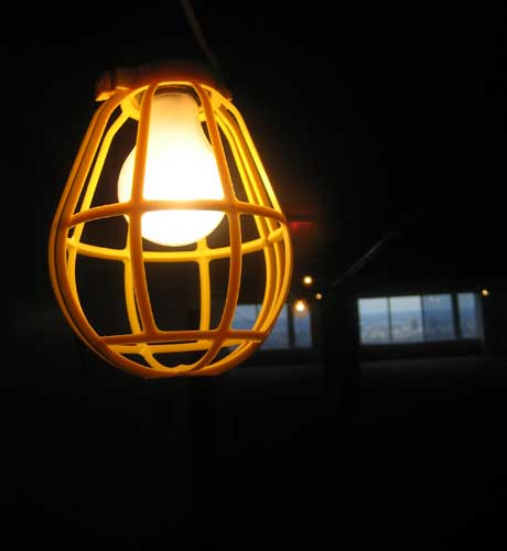 The Construction Site Chandelier Seeing Design