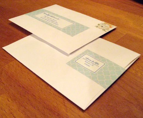 stationery-ideas address labels