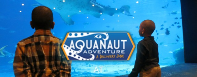 Georgia Aquarium new Aquanaut Adventure A Discovery Zone