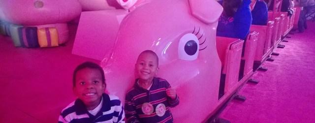 Macy's Pink Pig Boy's