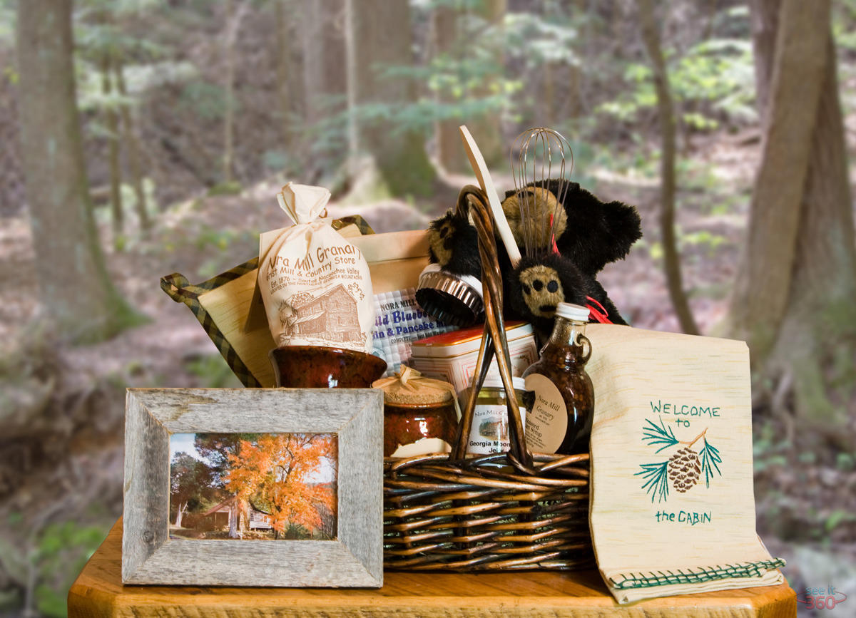 Gifts Photographers Bearing Gift Baskets Photography Atlanta Georgia Ga