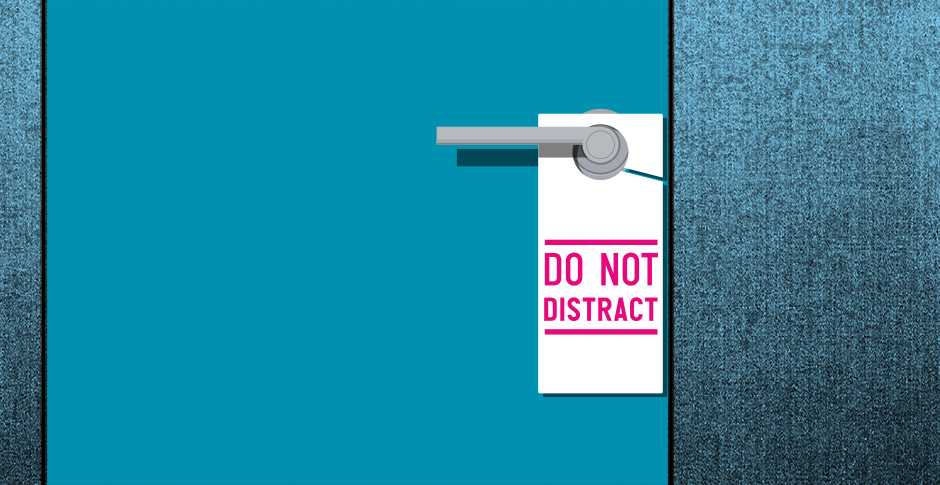 Finding it hard to focus? 5 top tips to avoid distractions at work