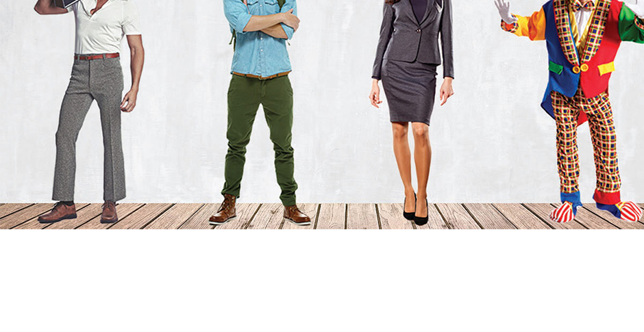 Not sure what to do? What to wear to an interview to get the job