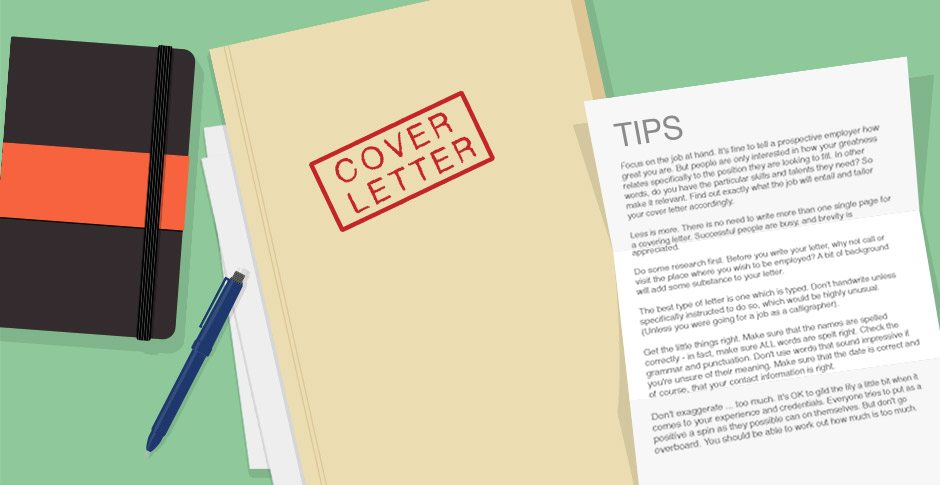 We\u0027ve got cover letters covered - top tips and top examples - SEEK