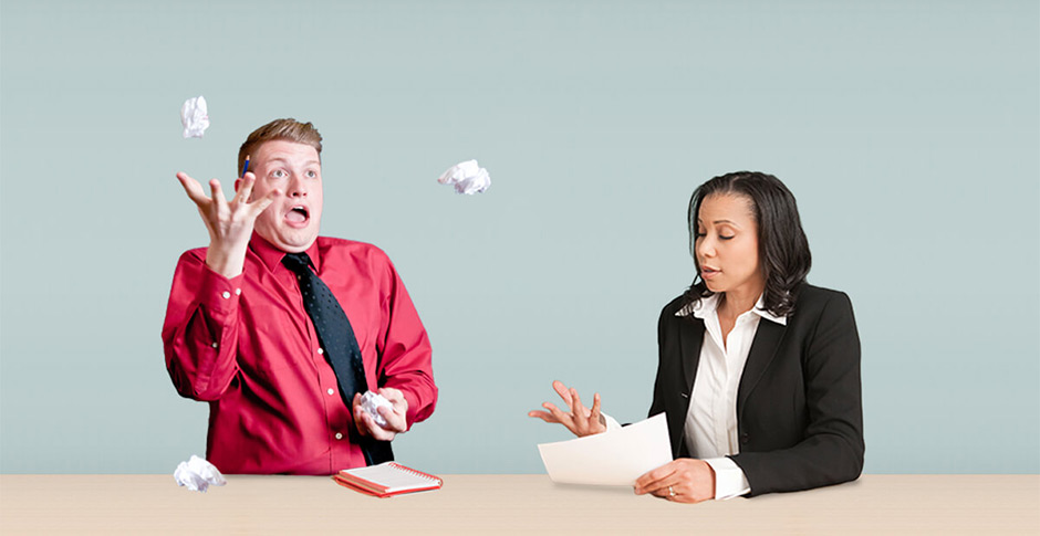 Don\u0027t muck it up! How to ace common interview questions to to land