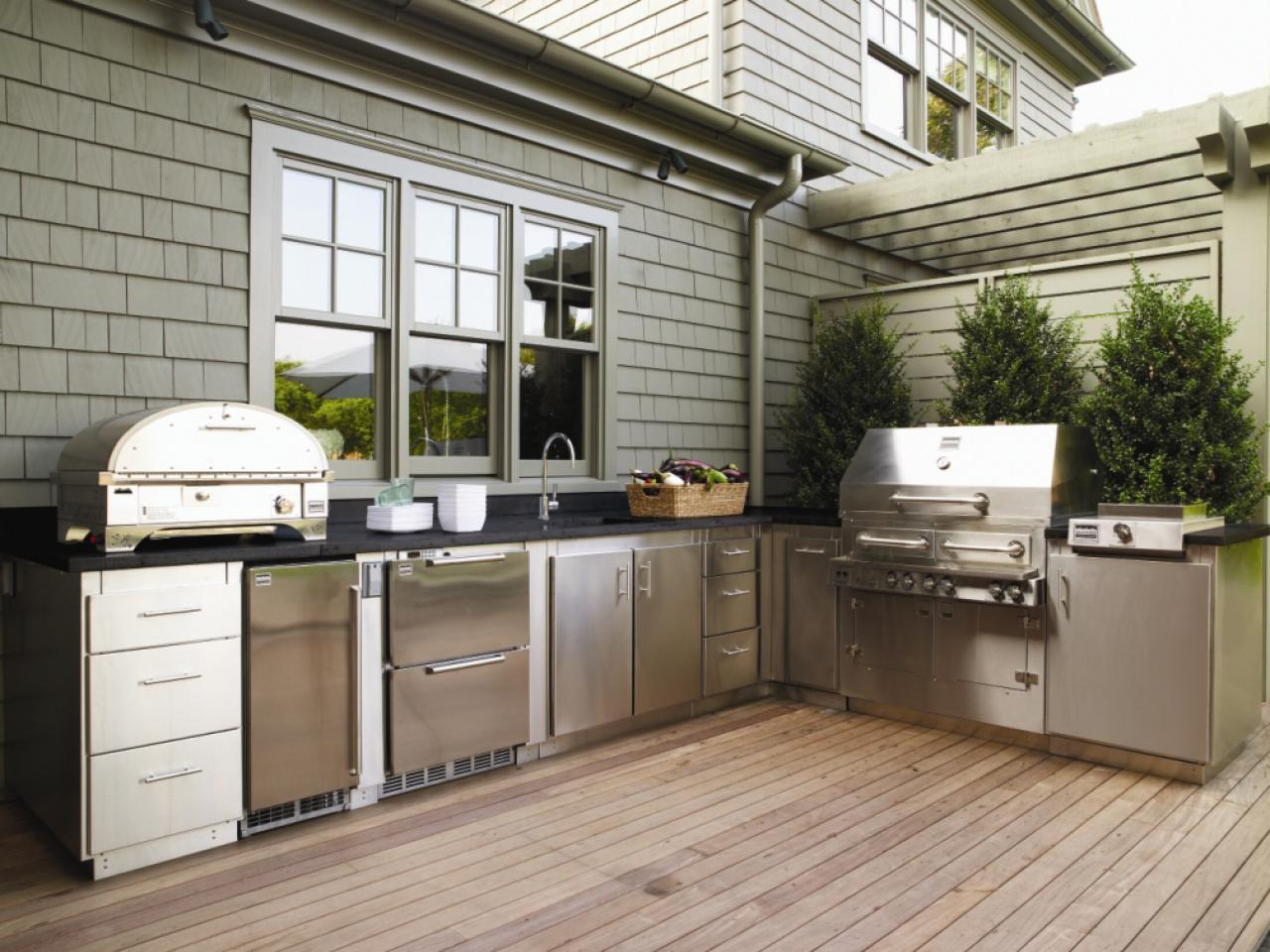 Outdoor Küche Diy These Diy Outdoor Kitchen Plans Turn Your Backyard Into