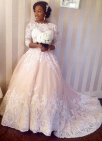 821+ Nigerian white wedding pictures and styles for 2017 ...