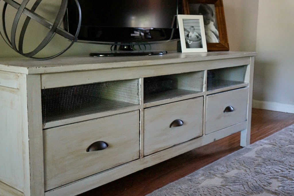 Hemnes Tv Stand Farmhouse Hemnes Makeover - Seeking Lavendar Lane