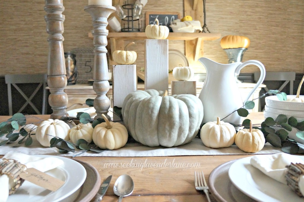 Six Beautiful Thanksgiving Tablescape Ideas | Bragworthy Thursdays